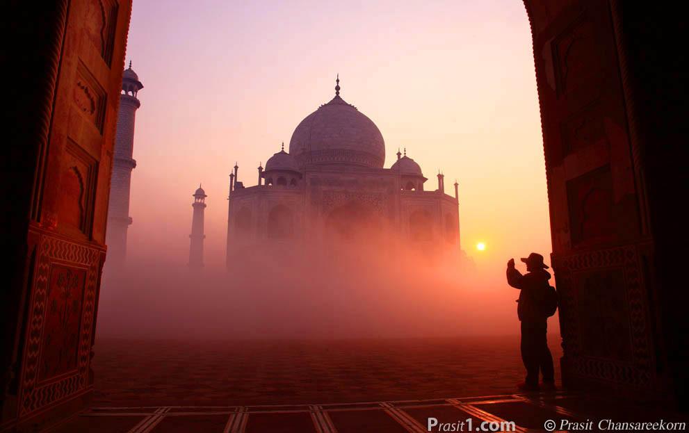 фотография тумана