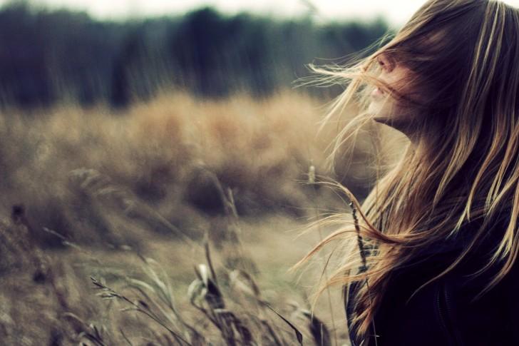 как фотографировать портрет при ветре