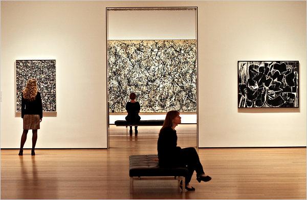 что можно снимать в музее и галереях