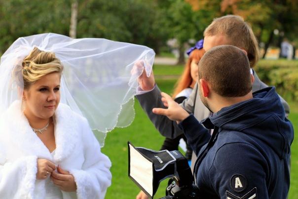 Raylab для свадебной съемки