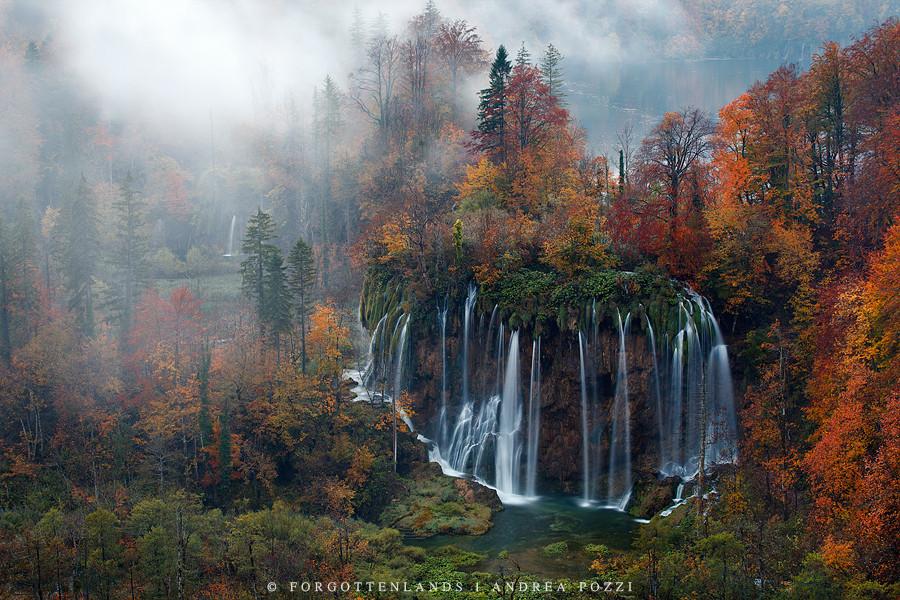движение в пейзажной фотографии