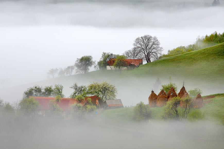 красивое пейзажное фото