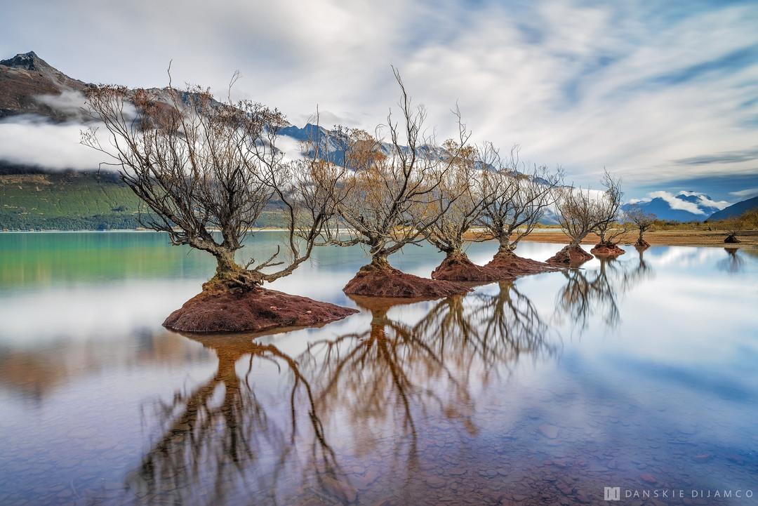 алгоритм пейзажной фотографии
