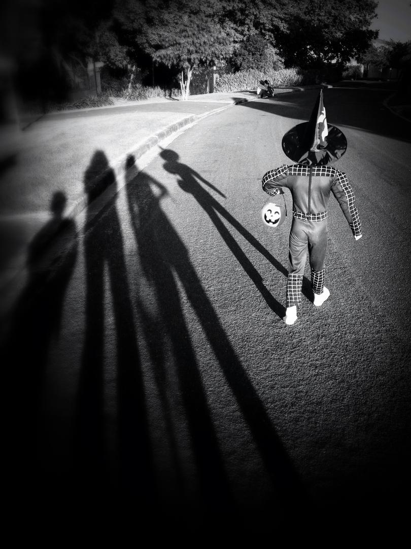 как фотографировать хеллоуин