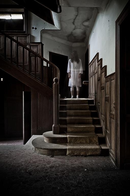 фотография призрака