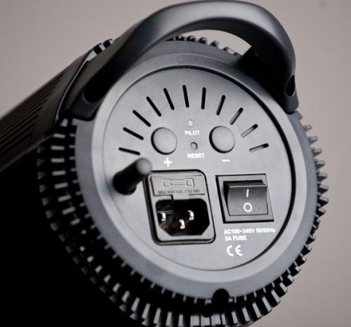 задняя панель осветителя Jinbei EF-100