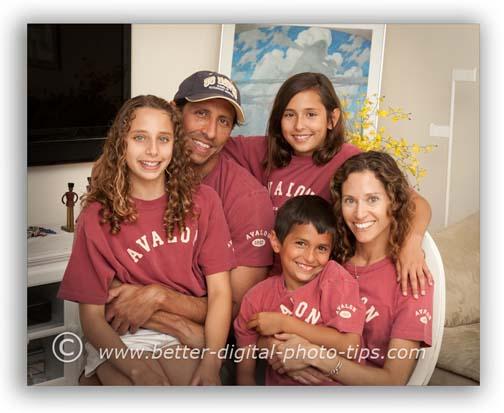 фотографии семьи