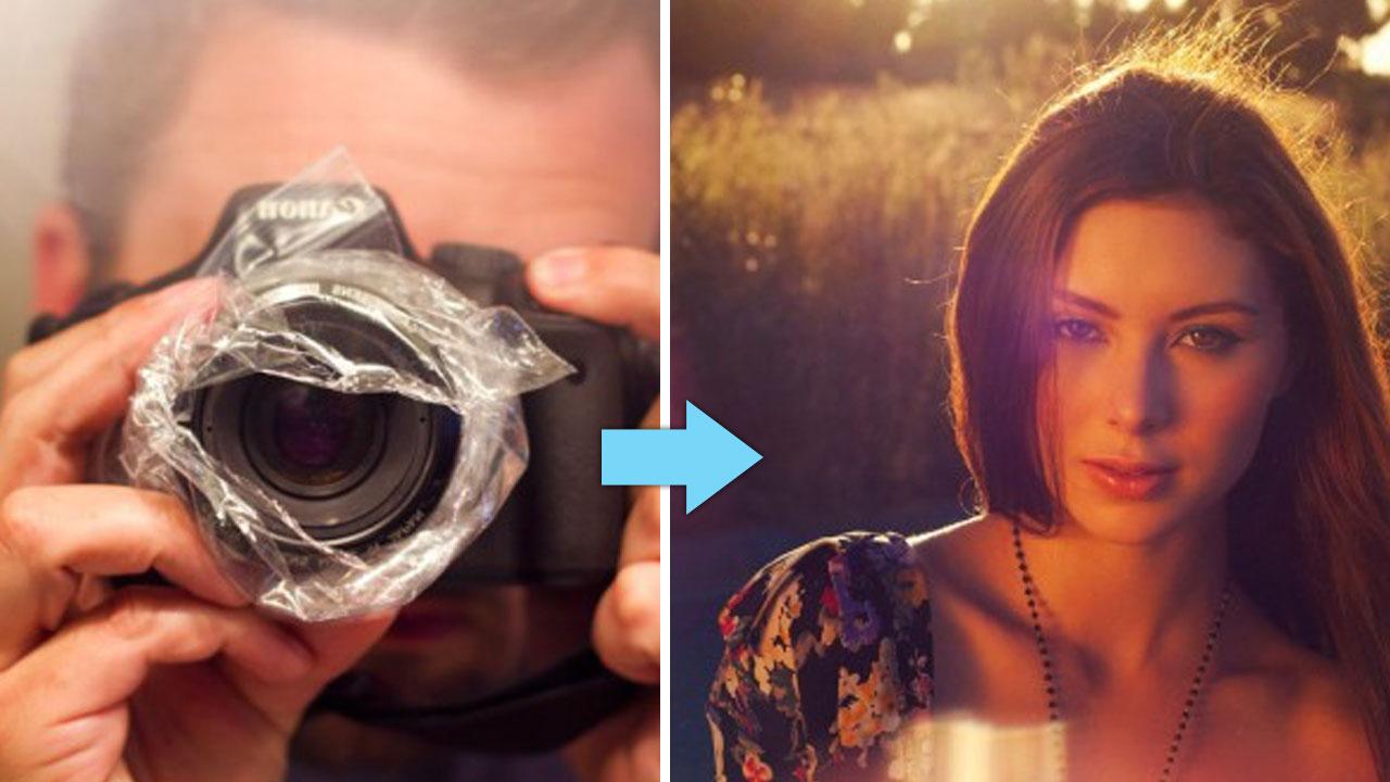 Фотоаппарат у вас уже есть? Осталось дело за малым – генерируем фильтр!