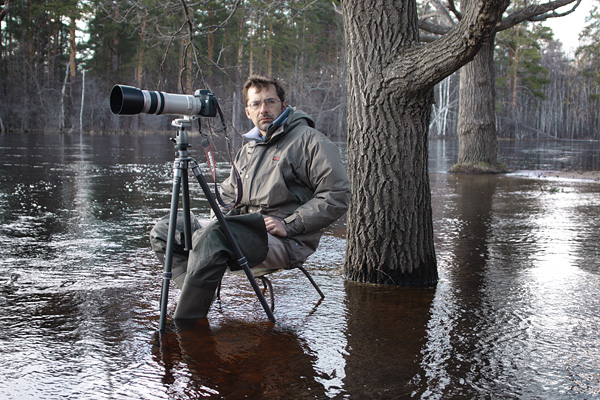 Дмитрий КОНСТАНТИНОВ: «Фотограф – это гены + склонность к самосовершенствованию, а не результат преподавательских усилий»