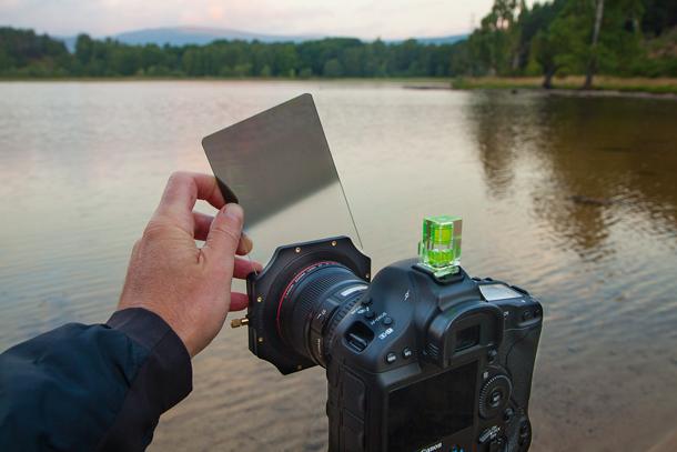 нейтральный серый фильтр для чего использовать