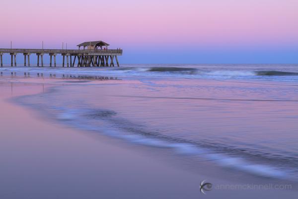как фотографировать океан