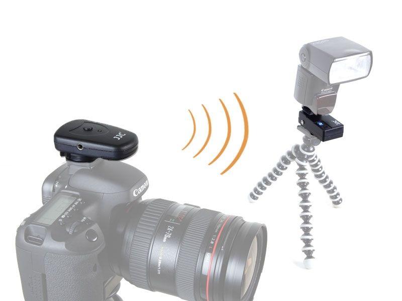как работает радиосинхронизатор