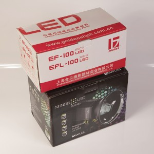 сравнительный обзор Jinbei EF-100 LED Sun Light и Raylab Xenos LED-99