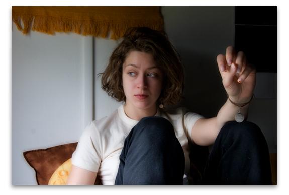 как показать релаксацию в портретной съемке