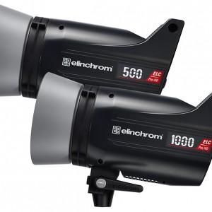 новые вспышки Elinchrom серии ELC Pro HD