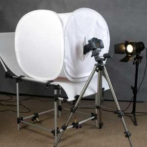 оборудование для предметной съемки