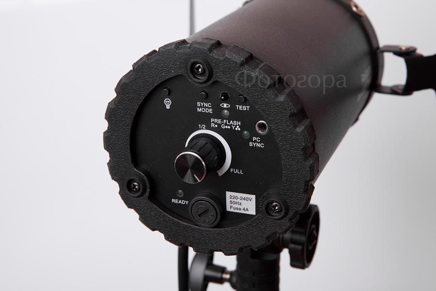 панель управления моноблока Rekam Mini-Light Ultra M-250