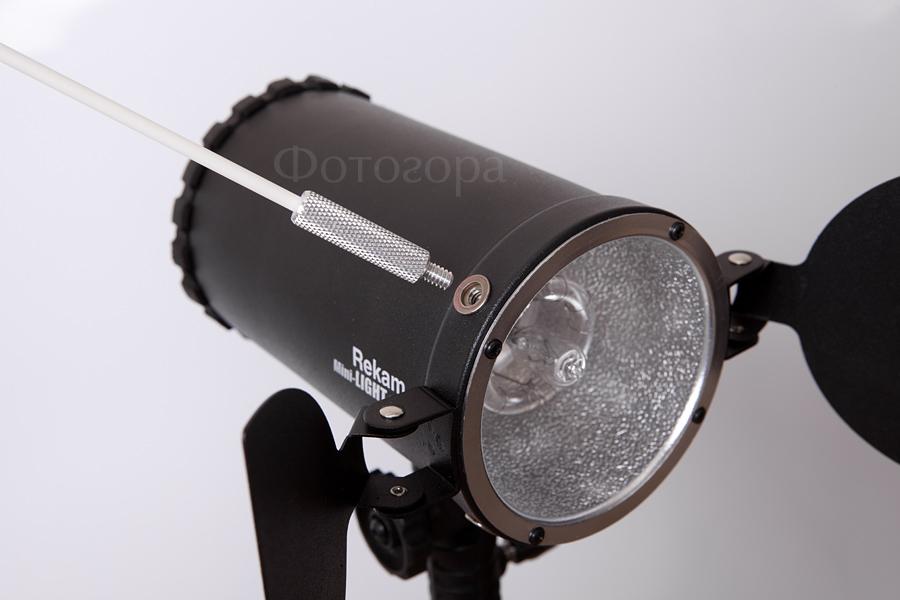 резьбовое отверстие для установки спиц Rekam Mini-Light Ultra M-250