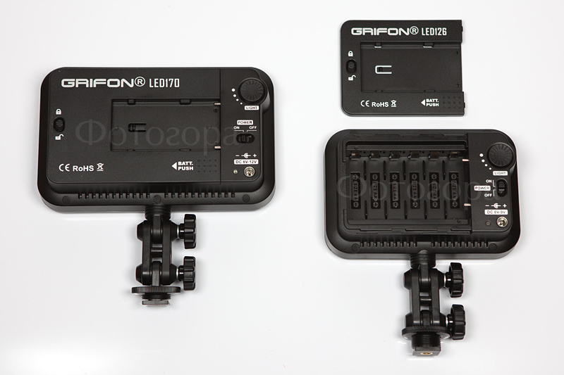 LED-осветители Grifon