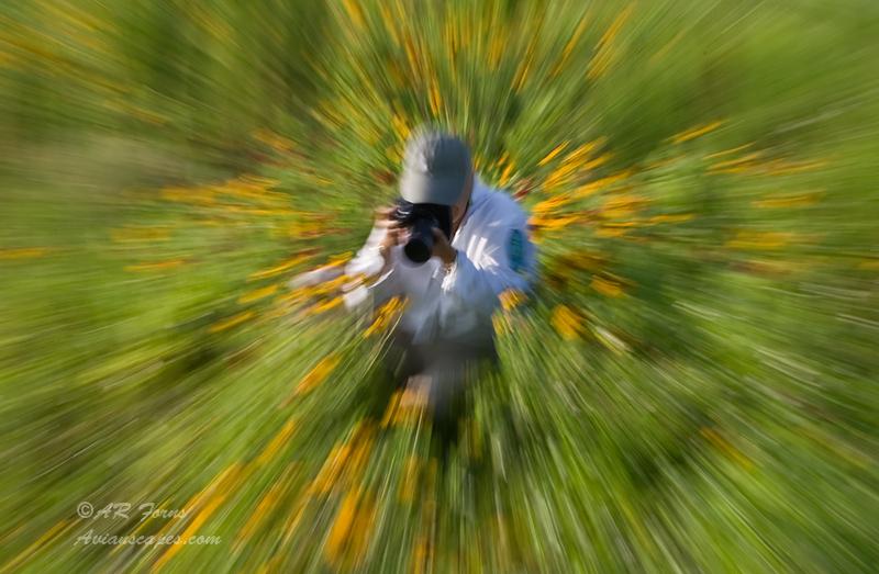 как сделать zoom blur