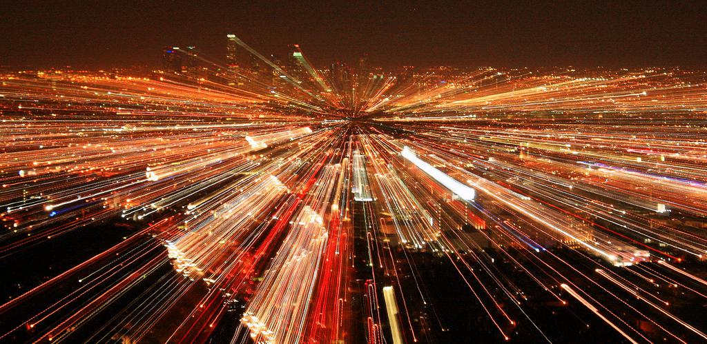 как фотографировать в технике zoom blur