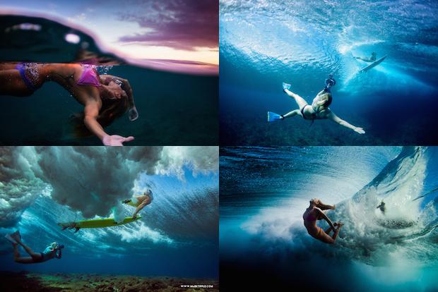 Семь правил подводной съемки