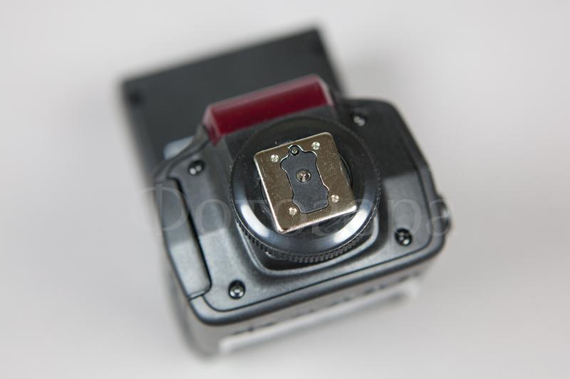 крепление горячий башмак вспышка Grifon TT520