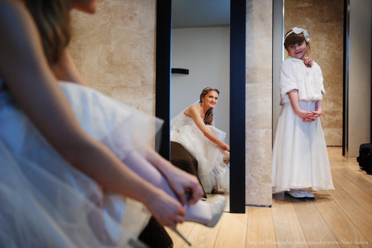 почему нельзя фотографировать невесту в зеркале