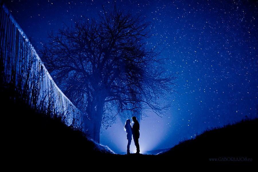 как фотографировать романтику