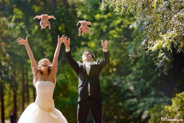 народные свадбеные приметы