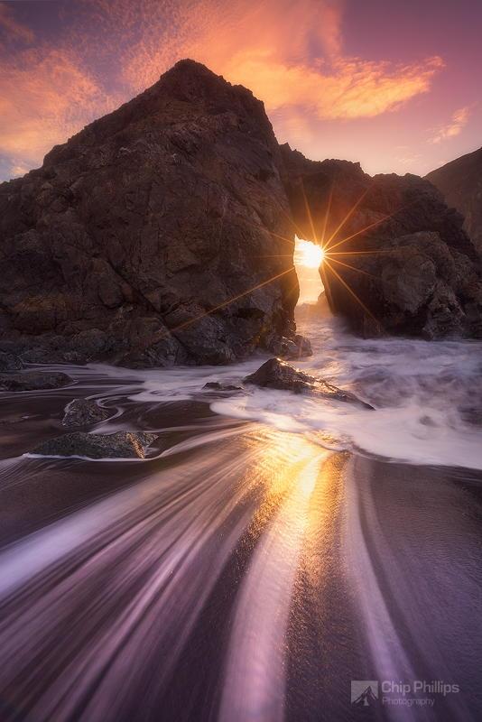 фотографии солнца на закате