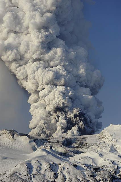 где фотографируют вулканы