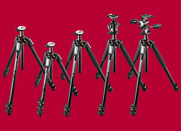 все штативы Manfrotto