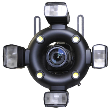 CononMark iQ Ring Flash