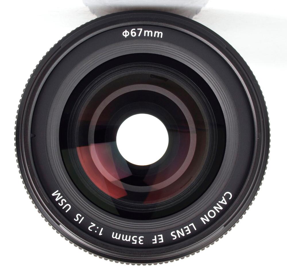 диаметр резьбы объектива