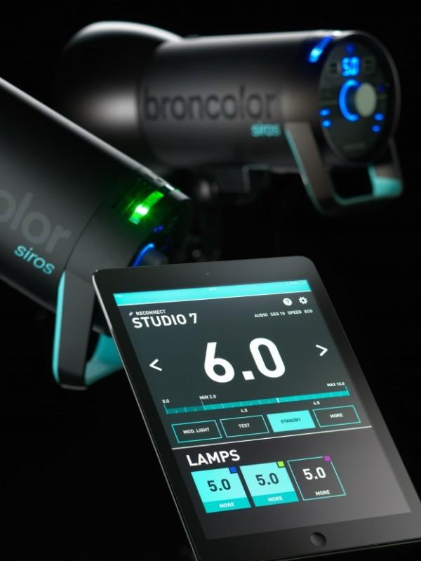 Broncolor Siros-3