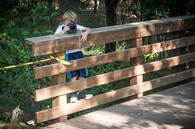 Bryce Smaic фотограф семи лет