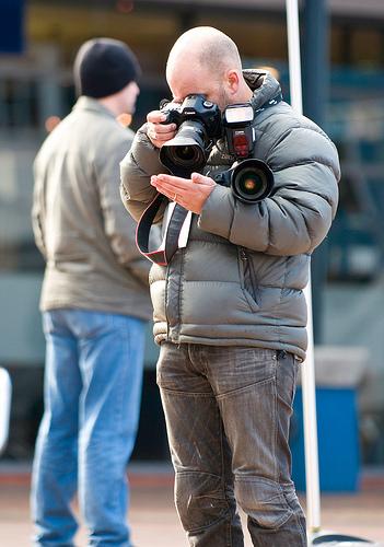 как фотографируют профессионалы
