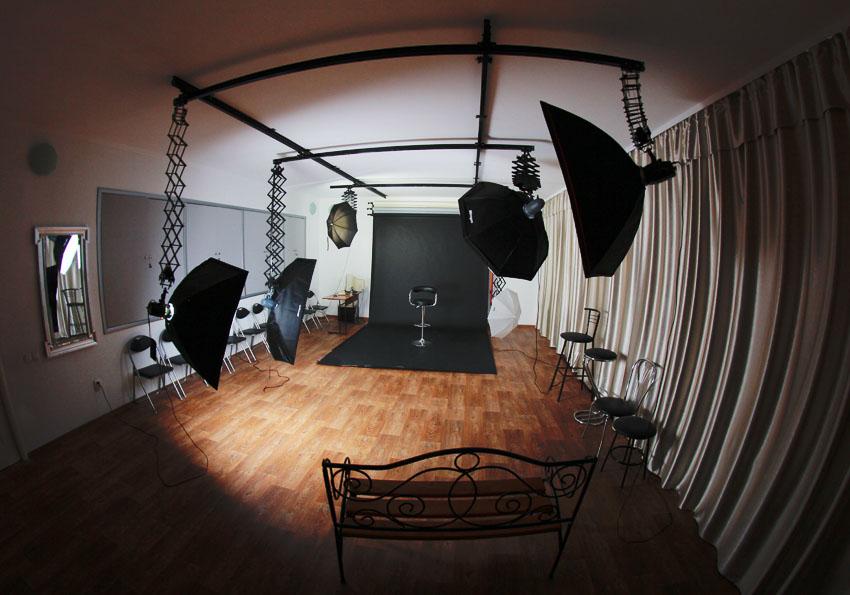 потолочная система для фотостудии