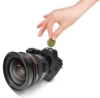 за что платят фотографы