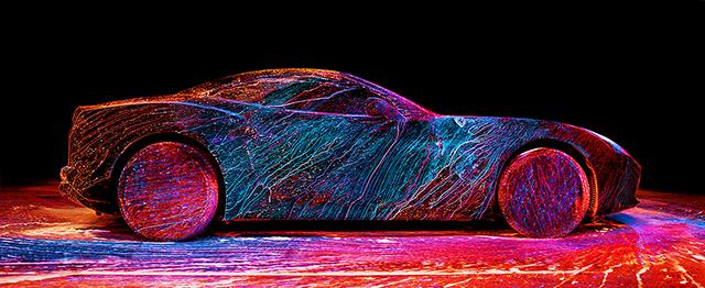 новая модель Ferrari California T