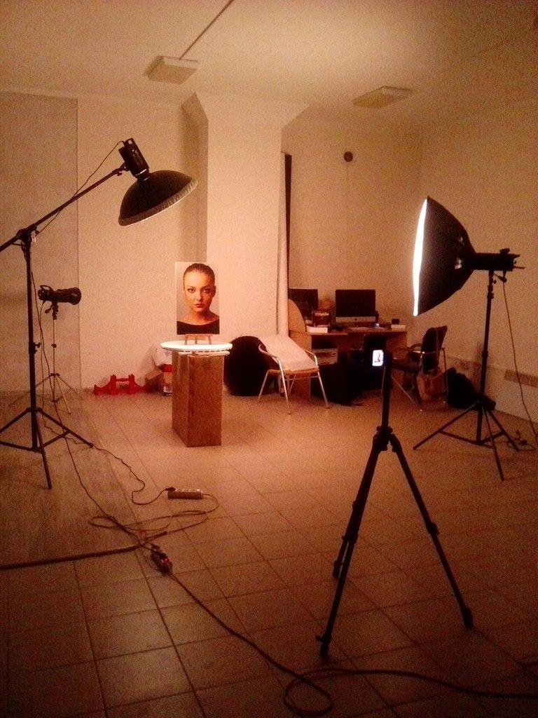 как произвести 3d-фотографирование