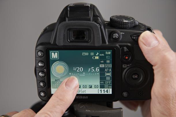помощью как фотографировать в мануальном режиме саженцы декоративных культур