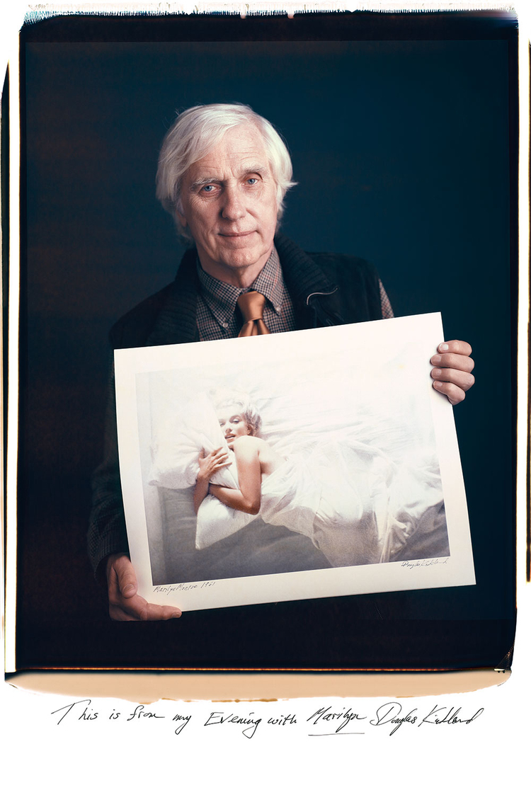 "Douglas Kirkland and ""Evening with Marilyn"""