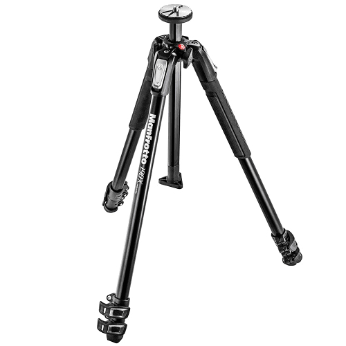 трехсекционные штативы Manfrotto