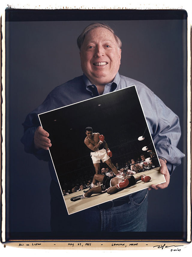 "Neil Leifer and ""Ali vs. Liston"""