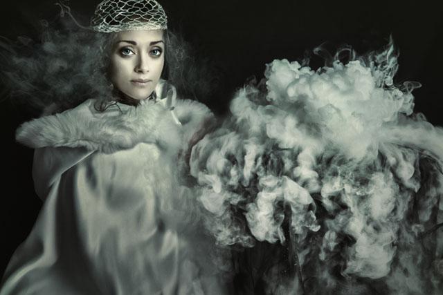как сделать туман без фотошопа
