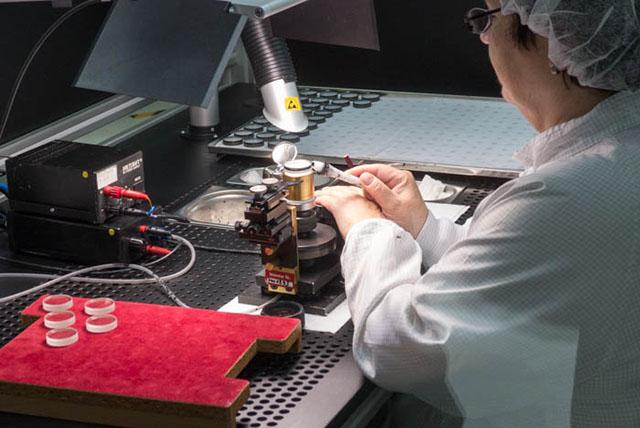 производство Leica