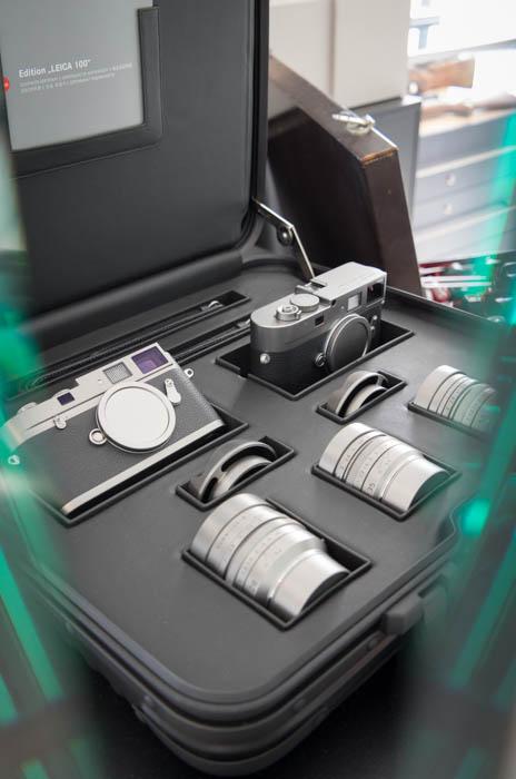 сувенирная лавка Leica