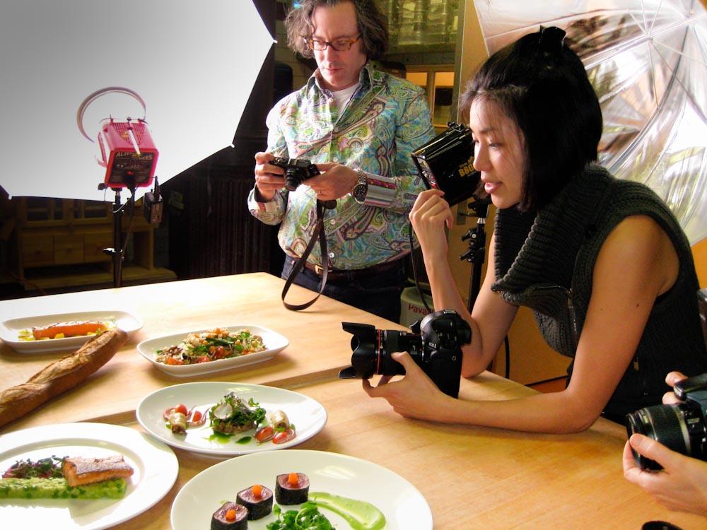 кто такой food-фотограф